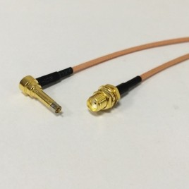 Пигтейл (кабельная сборка) MS156-SMA(female)  для модема YOTA LU150, LU156 и роутеров mikrotik