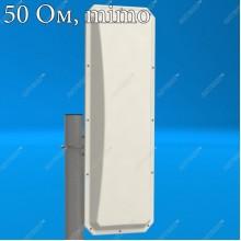 AX-2415PS60 MIMO 2x2 NEW - секторная антенна Wi-Fi с поддержкой технологии MIMO