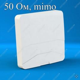 AX-2513P MIMO 2x2 - панельная антенна 4G LTE2600, 50Ом, Antex