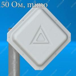 AX-3515P MIMO 2x2 панельная антенна 4G (15 dBi)