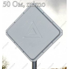 AX-3518P MIMO 2x2 панельная антенна 4G (18 dBi)
