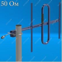 AX-408Y, N - female, направленная антенна диапазона 430МГц-470МГц