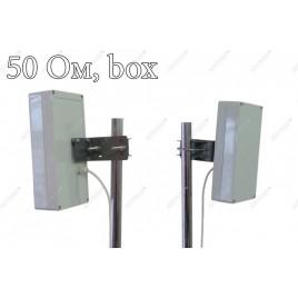 Антенна панельная WiFi AX-5514PS60 BOX (5 ГГц) + гермобокс
