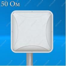 AX-869PС - панельная направленная выносная антенна диапазона 857-877 МГц с круговой поляризацией