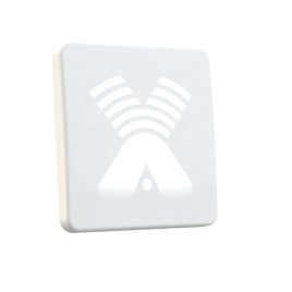 AX-2520P MIMO 2x2 BOX - антенна 4G LTE2600 с боксом для модема, Antex