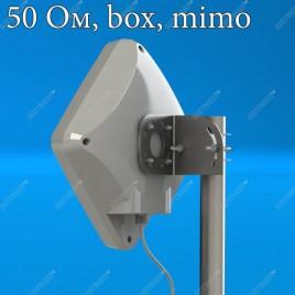 PETRA BB MIMO 2x2 UNIBOX - антенна с гермобоксом для 3G/4G модема, Antex