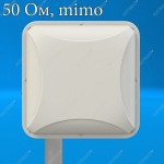 PETRA BB MIMO 2x2 Антенна  (3G   4G MIMO),N-разьем,  50Ом, Antex