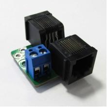 AXI-POE - пассивный POE инжектор