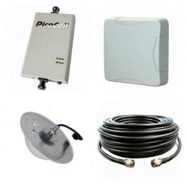 Комплект усиления сотового сигнала GSM-1800 5D