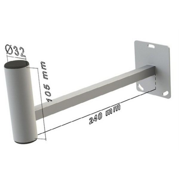 Стеновой кронштейн для крепления антенн KS-240