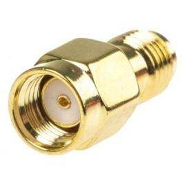 Кабельная сборка SMA-RP-male и SMA-RP-male 5м, кабель rg-58, 50 Ом