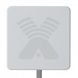 Мощная широкополосная панельная антенна с mimo