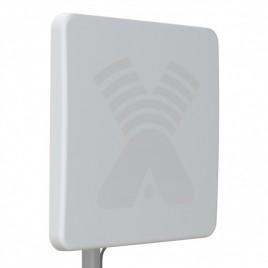 ZETA MIMO BOX (rg-45)-  широкополосная панельная антенна 4G/3G//2G/WIFI (17-20dBi)