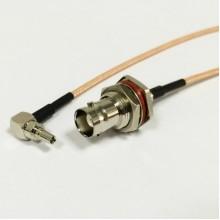 Пигтейл CRC9-BNC(female) - 15 см - кабельная сборка