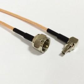Пигтейл CRC9-F(male) - 15 см - кабельная сборка