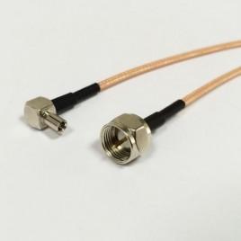 Пигтейл  TS9-F (male) - кабельная сборка