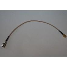 Пигтейл sma-male - fme-male 15-25 см кабельный переходник