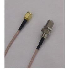 Пигтейл (кабельная сборка) SMA(male)-F(female)