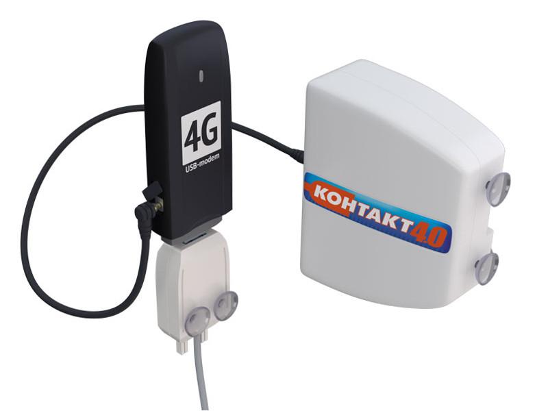 Remo Антенна 4G «Контакт 4.0» Антенна 4G «Контакт 4.0»
